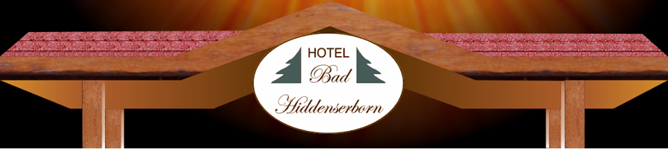 Hotel Restaurant Bad Hiddenserborn